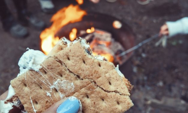 11+ Easy, No Fuss Camping Meals for Kids